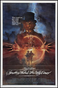 "Movie Posters:Horror, Something Wicked This Way Comes (Buena Vista, 1983). One Sheet (27"" X 41""). Horror.. ..."