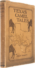 Books:First Editions, Chris Emmett. Texas Camel Tales....