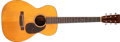 Musical Instruments:Acoustic Guitars, 1942 Martin 0-18 Natural Acoustic Guitar, #81190....