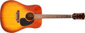 Musical Instruments:Acoustic Guitars, 1968 Gibson J-45 Sunburst Acoustic Guitar, #830444....