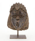 African, The Collection of Paul Gregory and Janet Gaynor. AFRICANBASSA MASK. Liberia, Mid 20th century. Approximately 14 inche...