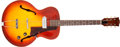 Musical Instruments:Electric Guitars, 1969 Gibson ES-125 Sunburst Archtop Electric Guitar, #809136....