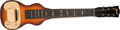 Musical Instruments:Lap Steel Guitars, Circa 1950 Gibson BR6 Sunburst Lap Steel Guitar, No Serial Number. ...