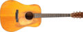 Musical Instruments:Acoustic Guitars, 1940 Martin D-18 Natural Acoustic Guitar, #76535. ...