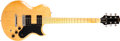 Musical Instruments:Electric Guitars, 1976 Gibson L6-S Natural Solid Body Electric Guitar, 142754....