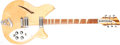 Musical Instruments:Electric Guitars, 1967 Rickenbacker 360 Mapleglo Semi-Hollow Body Electric Guitar,#GC1547. ...