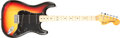 Musical Instruments:Electric Guitars, 1978 Fender Stratocaster Sunburst Solid Body Electric Guitar, #S896918. ...