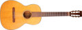 Musical Instruments:Acoustic Guitars, 1963 Martin 00-18C Natural Nylon String Acoustic Guitar, #189596....