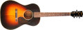 Musical Instruments:Acoustic Guitars, Late 1940s Gibson LG-2 Sunburst Acoustic Guitar, #2097....