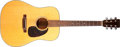 Musical Instruments:Acoustic Guitars, 1966 Martin D-18 Natural Acoustic Guitar, #212646. ...