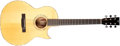 Musical Instruments:Acoustic Guitars, 1996 Webber Cutaway Natural Acoustic Guitar, #4101596....