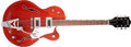 Musical Instruments:Electric Guitars, 1966 Gretsch Tennessean Cherry Semi-Hollow Body Electric Guitar, #96314. ...