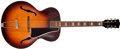 Musical Instruments:Acoustic Guitars, 1956 Gibson L-50 Sunburst Acoustic Archtop Guitar, #V5156-23. ...