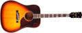 Musical Instruments:Acoustic Guitars, 1977 Gibson SJ Sunburst Acoustic Guitar, #063265. ...