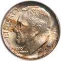 Roosevelt Dimes: , 1947-S 10C MS67 Full Bands PCGS. PCGS Population (27/1). NGCCensus: (50/2). Mintage: 34,840,000. (#85087). From TheDr....