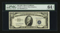 Small Size:Silver Certificates, Fr. 1706* $10 1953 Silver Certificate. PMG Choice Uncirculated 64 EPQ.. ...