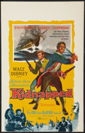 """Movie Posters:Adventure, Kidnapped Lot (Buena Vista, 1960). Window Cards (2) (14"""" X 22"""").Adventure.. ... (Total: 2 Items)"""