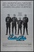"""Movie Posters:Cult Classic, Electra Glide in Blue (United Artists, 1973). One Sheet (27"""" X 41"""") Style A. Cult Classic.. ..."""