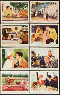 """Movie Posters:Elvis Presley, It Happened at the World's Fair (MGM, 1963). Lobby Card Set of 8(11"""" X 14""""). Elvis Presley.. ... (Total: 8 Items)"""