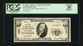 National Bank Notes:Pennsylvania, Blue Ridge Summit, PA - $10 1929 Ty. 1 The First NB Ch. # 12281....