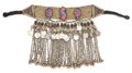 Other, THE COLLECTION OF PAUL GREGORY AND JANET GAYNOR. JANETGAYNOR'S EGYPTIAN CHOKER NECKLACE. 8-1/2 inches (21.6 cm). Silv...