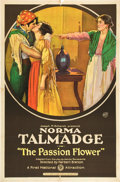 "Movie Posters:Drama, The Passion Flower (First National, 1921). One Sheet (27"" X 41"")....."