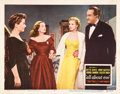 "Movie Posters:Academy Award Winners, All About Eve (20th Century Fox, 1950). Lobby Card (11"" X 14"")....."