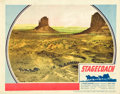 """Movie Posters:Western, Stagecoach (United Artists, 1939). Lobby Card (11"""" X 14"""").. ..."""