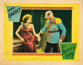 "Movie Posters:Romance, The Mysterious Lady (MGM, 1928). Lobby Card (11"" X 14"").. ..."