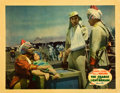 """Movie Posters:Action, The Charge of the Light Brigade (Warner Brothers, 1936). Lobby Card (11"""" X 14"""").. ..."""