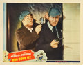 """Movie Posters:Comedy, Who Done It? Lot (Universal, 1942). Lobby Cards (2) (11"""" X 14"""")..... (Total: 2 Items)"""