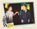 "Movie Posters:Film Noir, D.O.A. (United Artists, 1950). Lobby Card (11"" X 14"").. ..."