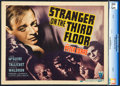 "Movie Posters:Film Noir, Stranger on the Third Floor (RKO, 1940). CGC Graded Title LobbyCard (11"" X 14"").. ..."