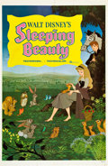 "Movie Posters:Animated, Sleeping Beauty (Buena Vista, 1959). One Sheet (27"" X 41""). Style B.. ..."