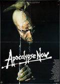 "Movie Posters:War, Apocalypse Now (United Artists, 1979). German A1 (23"" X 33"").. ..."