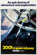 """Movie Posters:Science Fiction, 2001: A Space Odyssey (MGM, 1968). One Sheet (27"""" X 41""""). CineramaStyle A.. ..."""