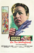 "Movie Posters:Academy Award Winners, On the Waterfront (Columbia, 1954). One Sheet (27"" X 41"").. ..."