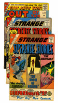 Silver Age (1956-1969):Science Fiction, Comic Books - Assorted Science Fiction and Horror Comics Group (Various, 1958-64) Condition: Average VG.... (Total: 18 Comic Books)