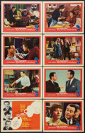 """Movie Posters:Comedy, The Apartment (United Artists, 1960). Lobby Card Set of 8 (11"""" X14""""). Comedy.. ... (Total: 8 Items)"""