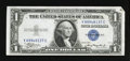 Error Notes:Foldovers, Fr. 1608 $1 1935A Silver Certificate. Very Fine.. ...
