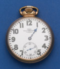 Timepieces:Pocket (post 1900), Ball (Hamilton) 23 Jewel 16 Size Official Standard Serial No. B 618139 Pocket Watch. ...