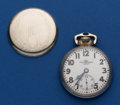 Timepieces:Pocket (post 1900), Ball 16 Size 21 Jewel Official Standard B 630661 Pocket Watch. ...