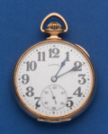 Timepieces:Pocket (post 1900), Illinois 23 Jewel Sangamo Special Pocket Watch. ...