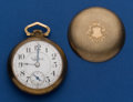 Timepieces:Pocket (post 1900), South Bend 18 Size Grade 329 The Studebaker 21 Jewel Pocket Watch....