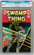 Bronze Age (1970-1979):Horror, Swamp Thing CGC-Graded Group (DC, 1973-74).... (Total: 4 ComicBooks)