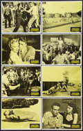 "Movie Posters:Academy Award Winners, From Here to Eternity (Columbia, R-1978). Lobby Card Set of 8 (11""X 14""). Academy Award Winners.. ... (Total: 8 Items)"