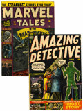 Golden Age (1938-1955):Horror, Miscellaneous Golden Age Horror Group (Various Publishers,1952).... (Total: 2 Comic Books)