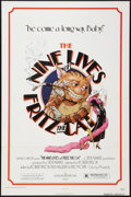 "Movie Posters:Animated, The Nine Lives of Fritz the Cat (American International, 1974). OneSheet (27"" X 41""). Animated.. ..."
