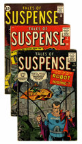 Golden Age (1938-1955):Science Fiction, Tales of Suspense #2, 9, and 30 Group (Marvel, 1959-62).... (Total:3 Comic Books)