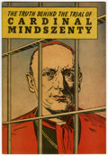 Golden Age (1938-1955):Religious, Cardinal Mindszenty #nn (Catechetical Guild, 1949) Condition:VF/NM....